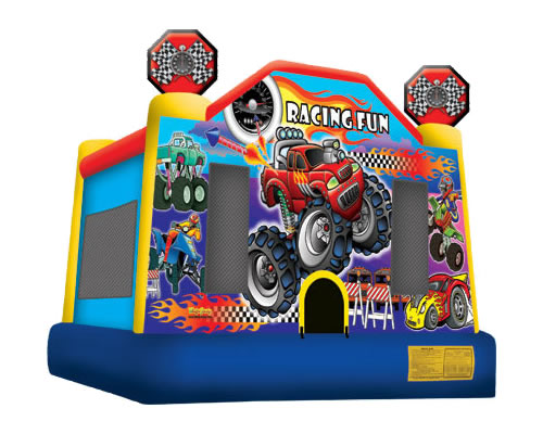 Racing Fun Bounce